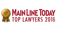 MainLine Today Top Lawyers 2016